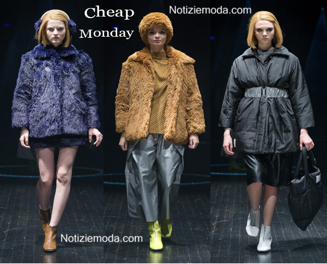 Accessori Cheap Monday autunno inverno 2014 2015