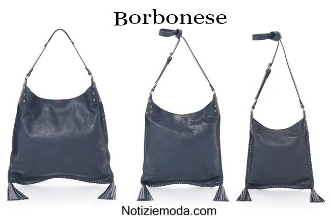 Accessori abbigliamento Borbonese borse 2014 2015 Quarter