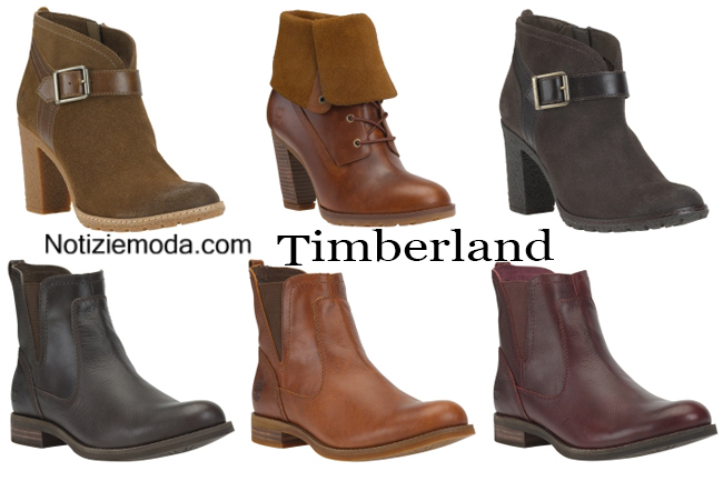 Ankle boots Timberland autunno inverno and beatles Timberland