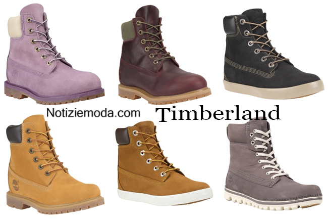 buy online 0ba84 ab313 Scarpe Timberland autunno inverno 2014 2015 moda donna