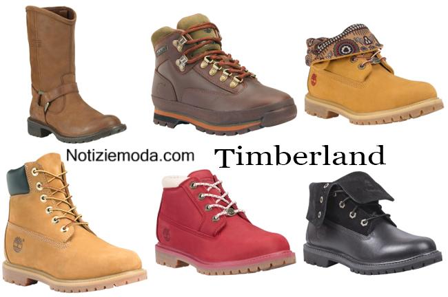 Scarpe Timberland autunno inverno 2014 2015 moda donna