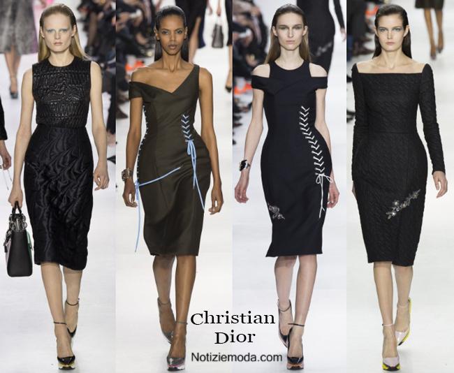 Collezione Christian Dior autunno inverno 2014 2015