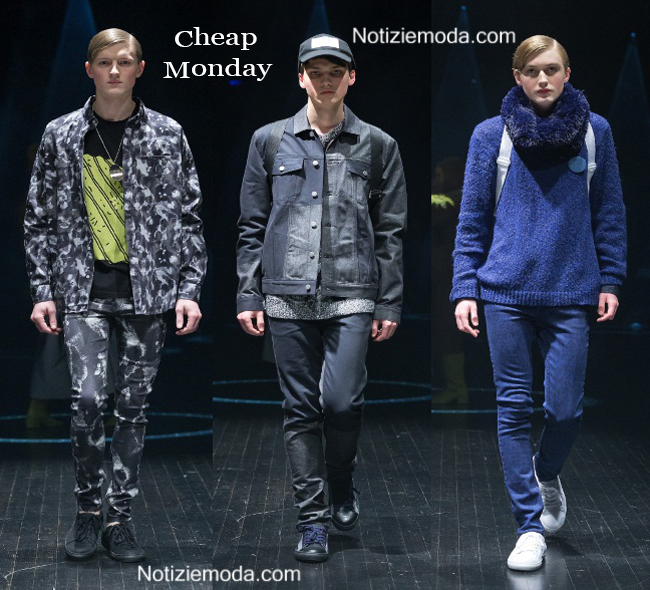 Jeans Cheap Monday autunno inverno 2014 2015