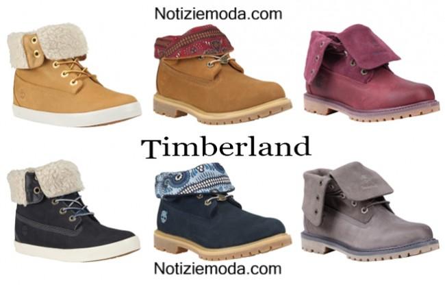 timberland donna 2018