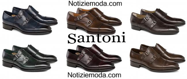 Tendenze calzature Santoni autunno inverno uomo