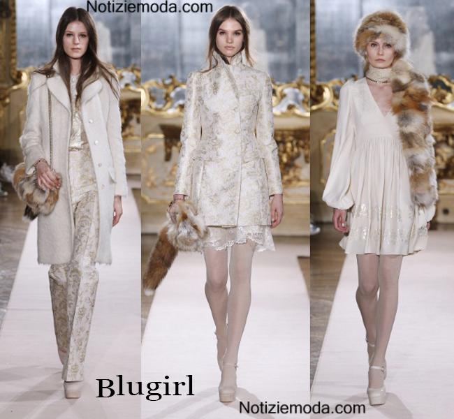Abbigliamento Blugirl autunno inverno 2014 2015