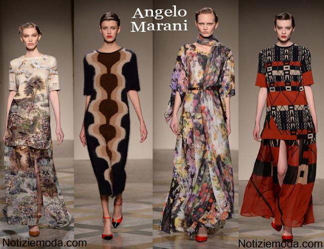 Abiti Angelo Marani autunno inverno 2014 2015 moda donna