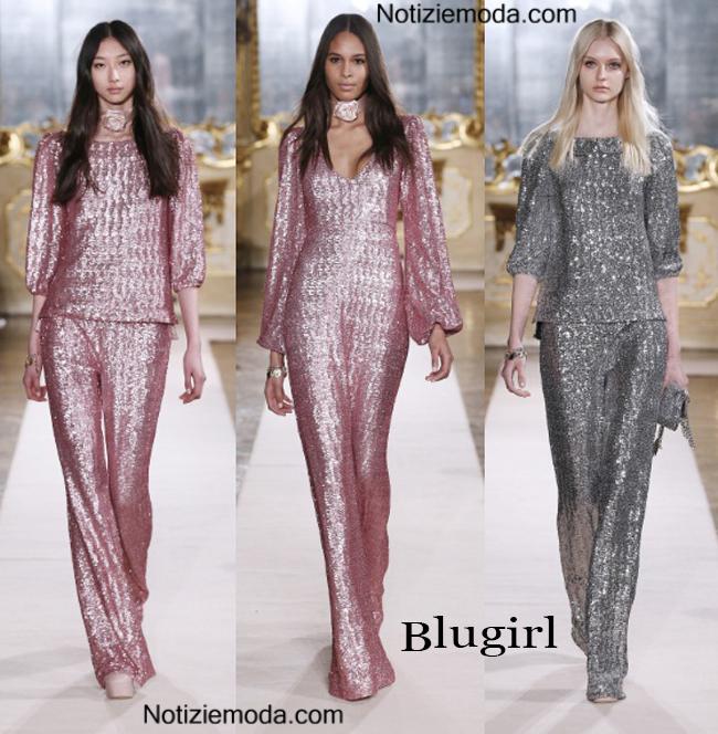 Abiti Blugirl autunno inverno 2014 2015 moda donna