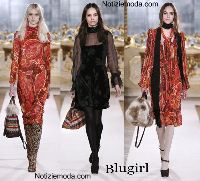 Accessori Blugirl autunno inverno 2014 2015