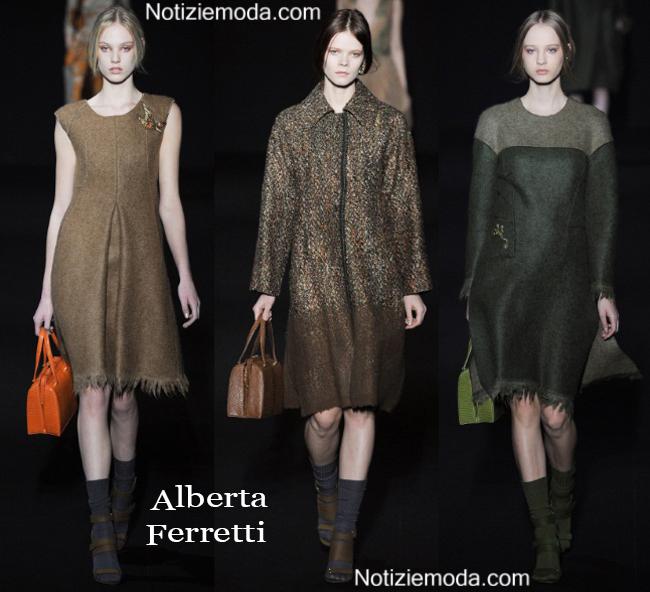 Borse Alberta Ferretti autunno inverno 2014 2015
