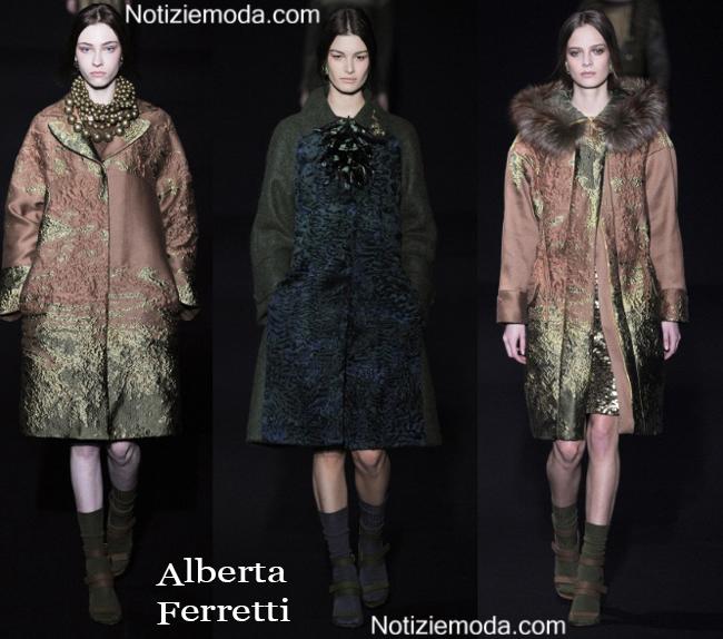 Collezione Alberta Ferretti autunno inverno 2014 2015