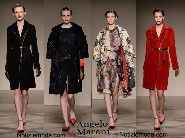 Outfit Angelo Marani autunno inverno 2014 2015 donna