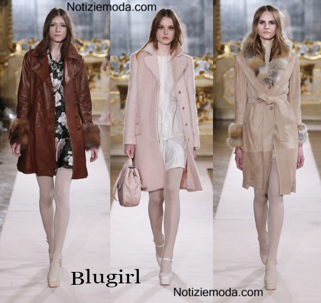 Outfit Blugirl autunno inverno 2014 2015 donna