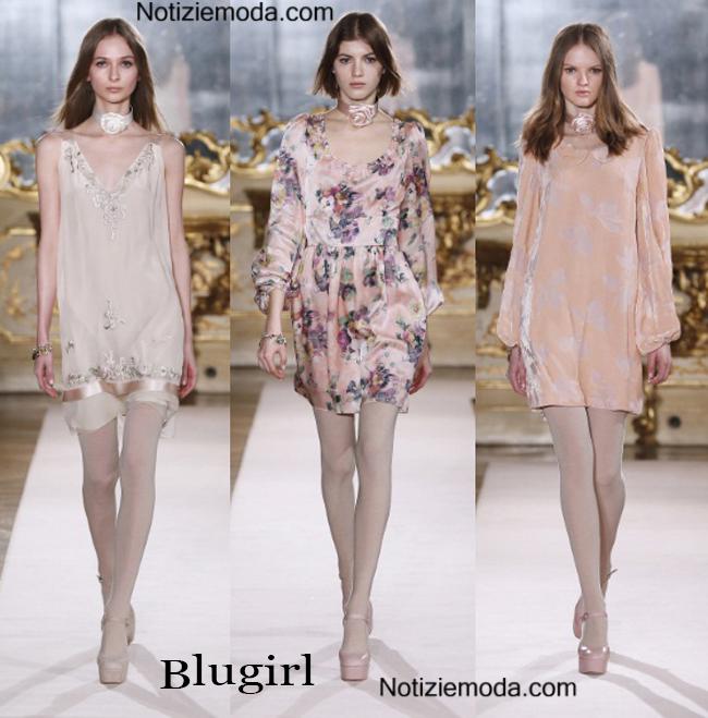 Vestiti Blugirl autunno inverno 2014 2015 moda donna