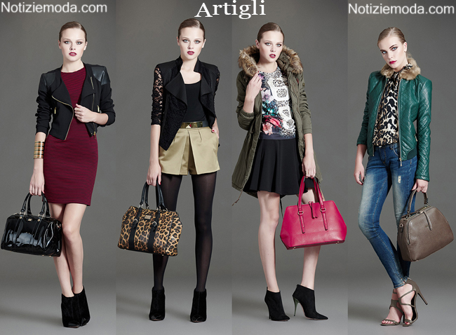 6a3307c223e3 Abbigliamento Artigli autunno inverno 2014 2015 donna