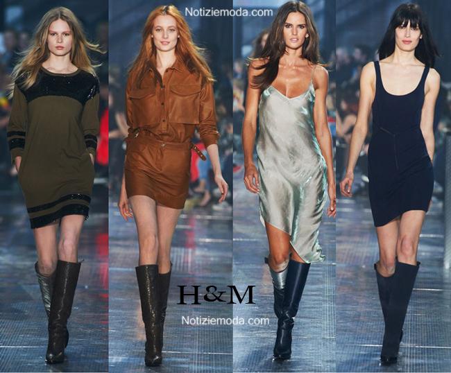 Abbigliamento HM autunno inverno 2014 2015 moda donna