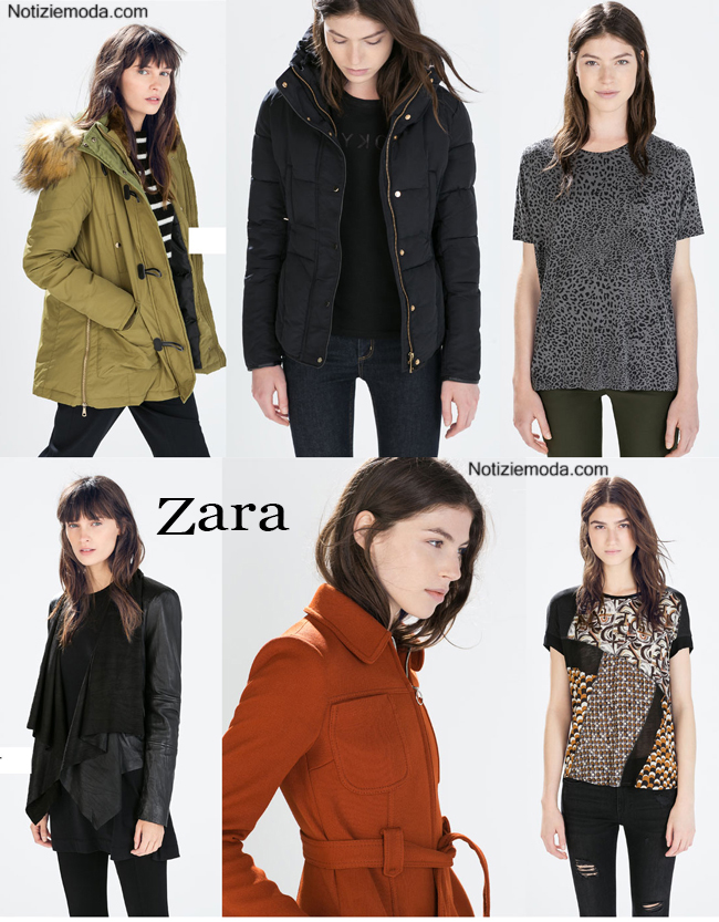 8a6fe1c6898d Abbigliamento Zara autunno inverno 2014 2015 donna