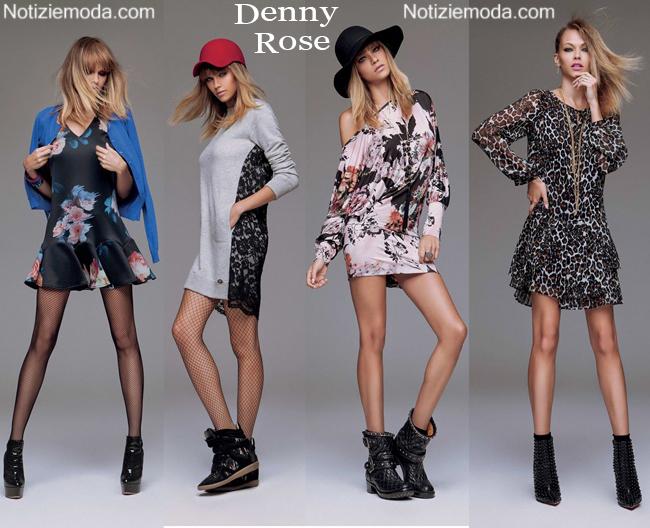 c2a7c2c5b962 Abiti Denny Rose autunno inverno 2014 2015 moda donna