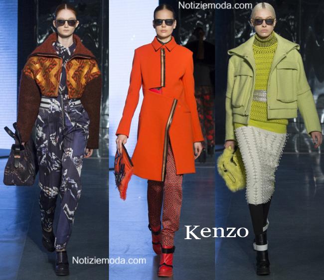 Accessori Kenzo autunno inverno 2014 2015