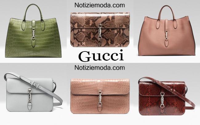 Borse Gucci autunno inverno 2014 2015 moda donna