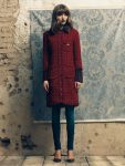 Cappotto-rosso-Fornarina-autunno-inverno