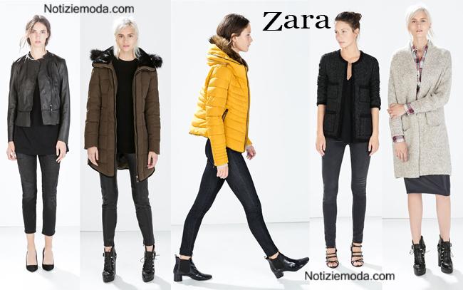 Collezione Zara autunno inverno 2014 2015