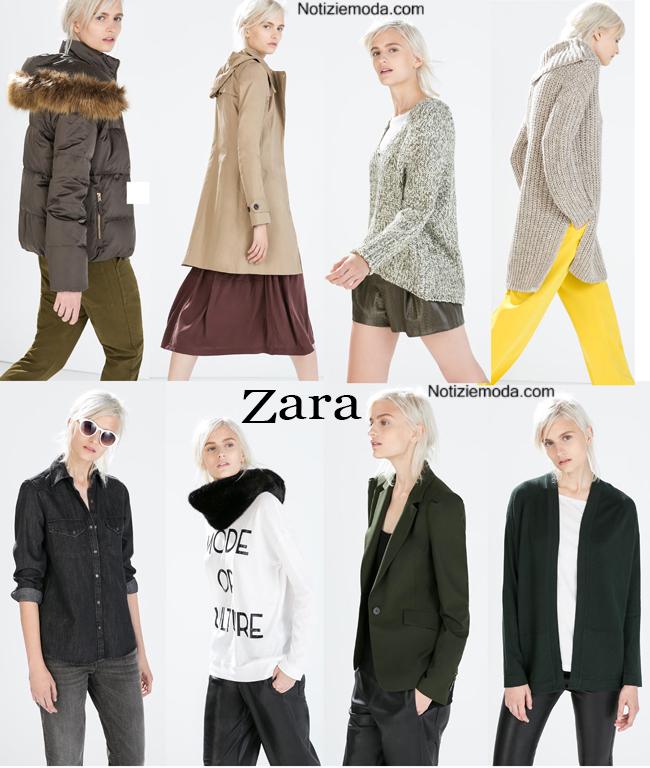 Look Zara autunno inverno 2014 2015 moda donna