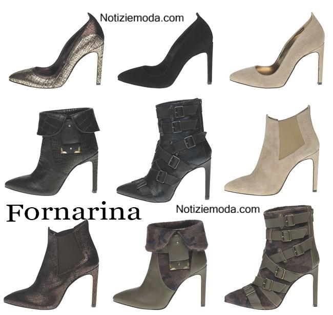 Scarpe Fornarina autunno inverno 2014 2015 donna