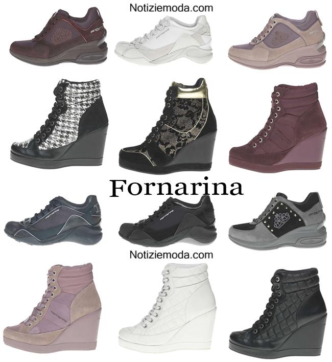 Sneakers  Fornarina autunno inverno 2014 2015