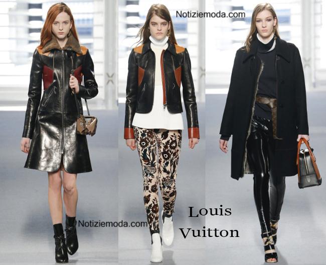 2315083c7bed Abbigliamento Louis Vuitton autunno inverno 2014 2015 donna