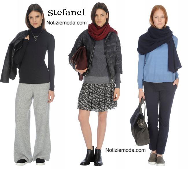 Abbigliamento Stefanel autunno inverno 2014 2015 donna