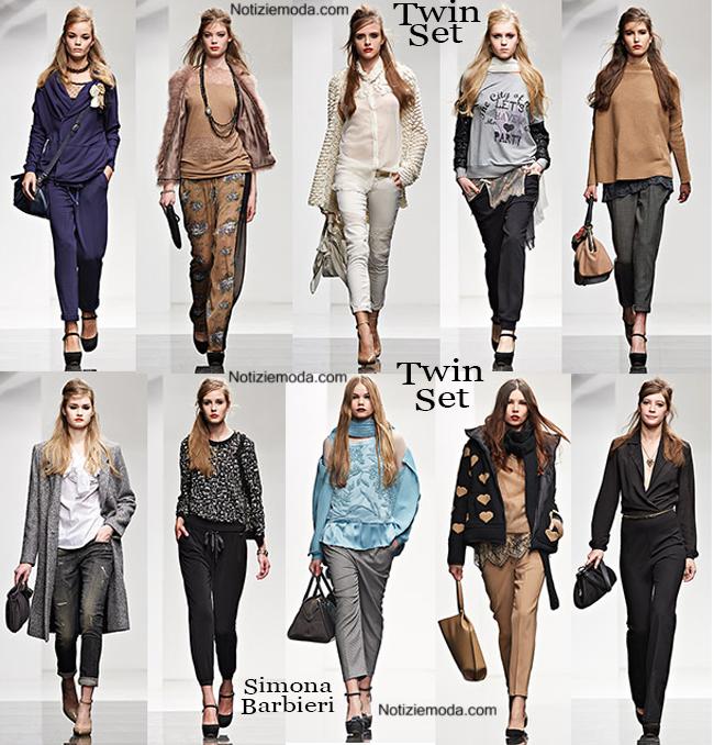 wholesale dealer 763d9 118b8 Abbigliamento Twin Set autunno inverno 2014 2015 donna