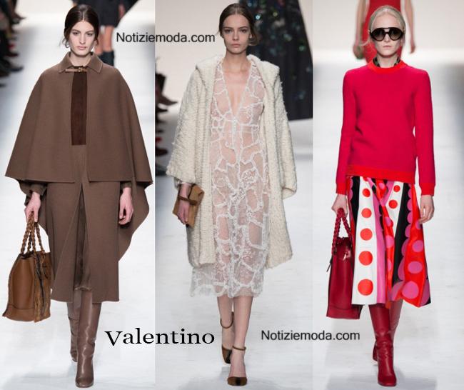 Abbigliamento Valentino autunno inverno 2014 2015