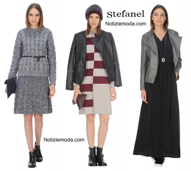 Abiti Stefanel autunno inverno 2014 2015 moda donna
