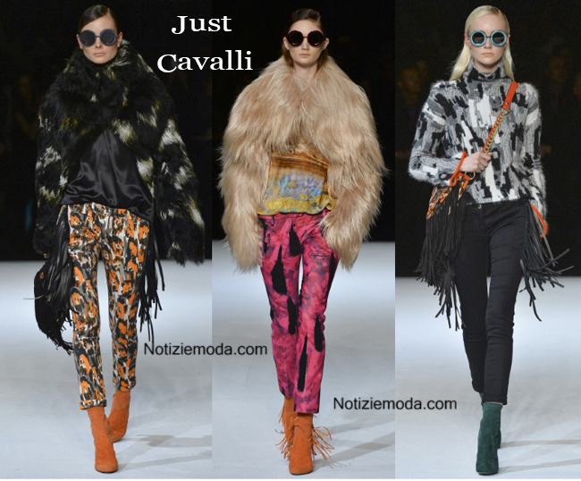 Accessori Just Cavalli autunno inverno 2014 2015