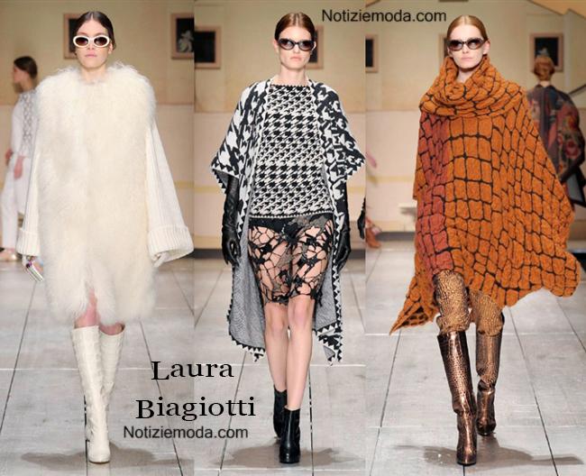 Accessori Laura Biagiotti autunno inverno 2014 2015