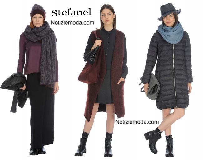 Accessori Stefanel autunno inverno 2014 2015