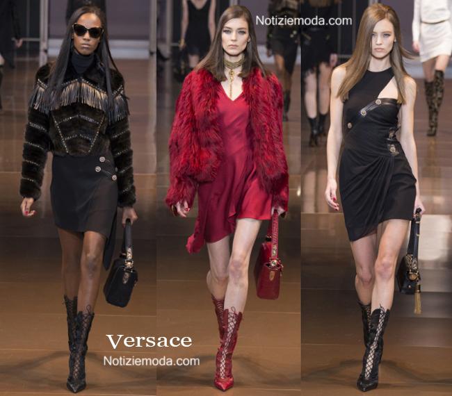 Accessori Versace autunno inverno 2014 2015