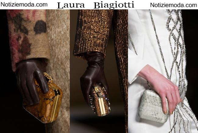 Borse Laura Biagiotti autunno inverno 2014 2015 donna