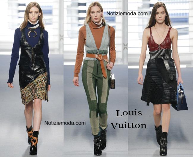 a707c9c771e3 Abbigliamento Louis Vuitton autunno inverno 2014 2015