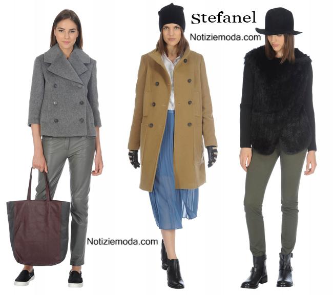 the latest 5a1bf d86bb Abbigliamento Stefanel autunno inverno 2014 2015 donna
