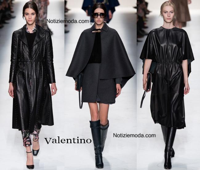 Collezione Valentino autunno inverno 2014 2015 donna