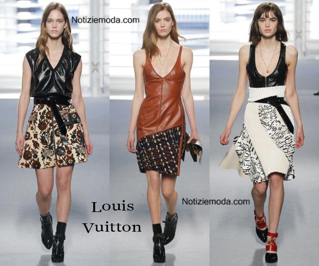 dc650e4f908b Look Louis Vuitton autunno inverno 2014 2015 donna