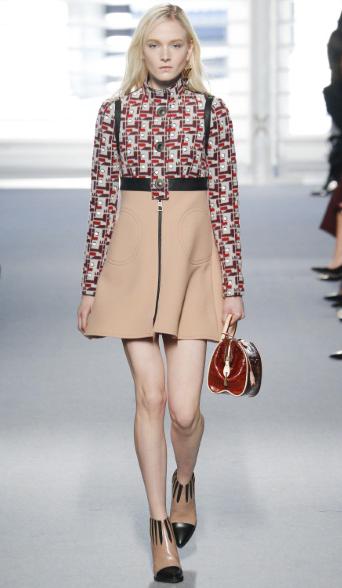 21f8ba0321f2 Louis Vuitton autunno inverno 2014 2015 moda donna 5