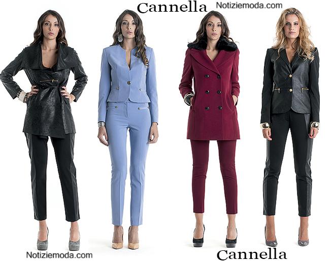 Abbigliamento Cannella autunno inverno 2014 2015