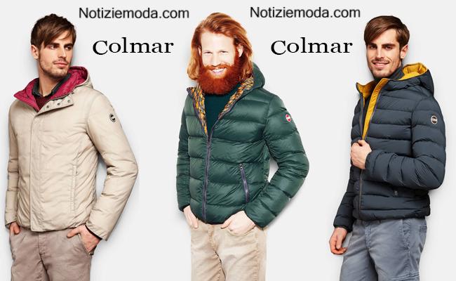 Abbigliamento Colmar autunno inverno 2014 2015