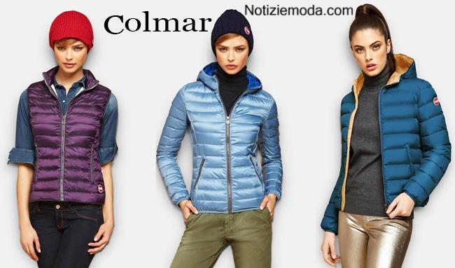 Abbigliamento Colmar piumini autunno inverno donna