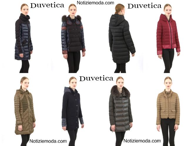 Abbigliamento Duvetica piumini autunno inverno donna