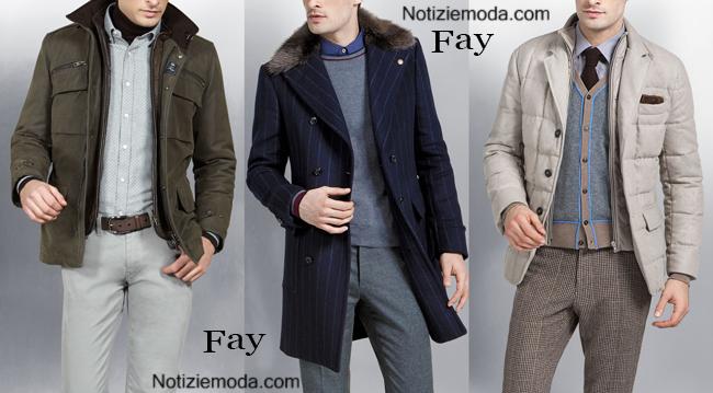 new style ff151 21eab Abbigliamento Fay autunno inverno 2014 2015 uomo