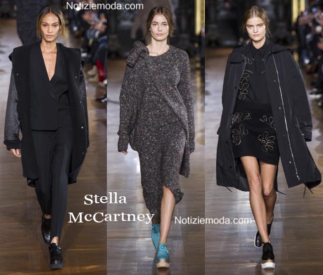 Abbigliamento Stella McCartney autunno inverno 2014 2015